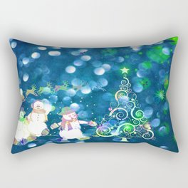 Winter Design WS Rectangular Pillow