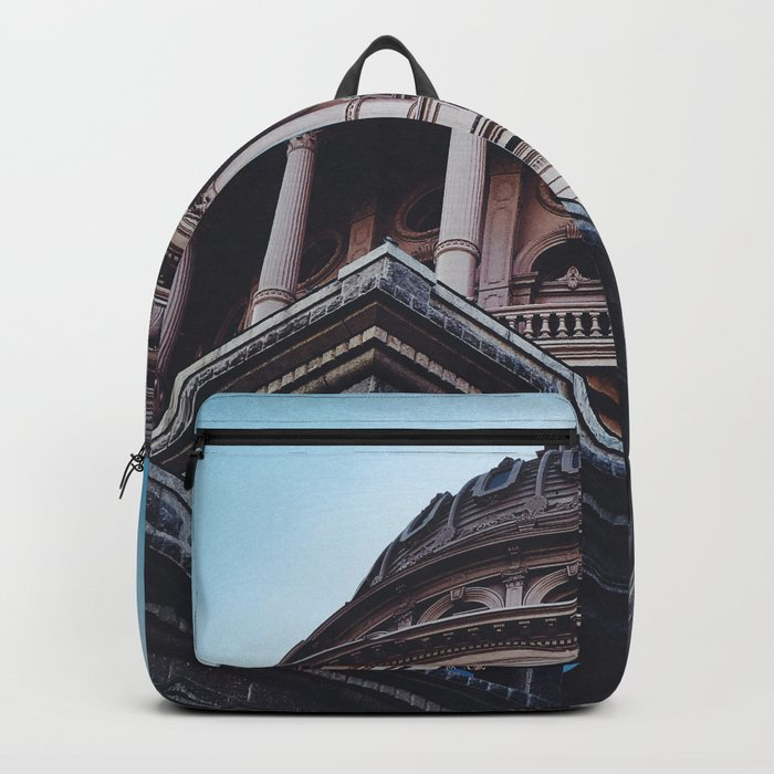 Capitol Building / Austin, Texas Backpack