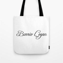 Barrio Logan Tote Bag
