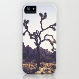 Lonely Joshua iPhone Case