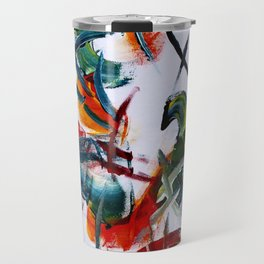 Colored Senegal Travel Mug