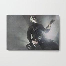 Nameless Ghoul Metal Print