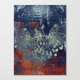 sow the salt  Canvas Print