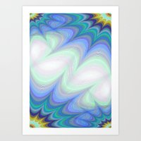 heaven Art Prints featuring Heaven by David Zydd