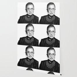 Ruth Bader Ginsburg Dissent Collar RBG Wallpaper