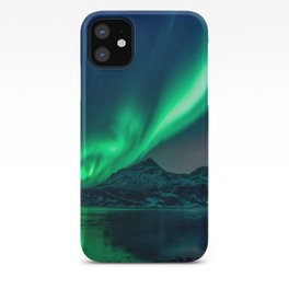 Aurora Borealis (Northern Lights) iPhone Case