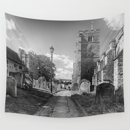 All Saints Church and Collegiate Buildings Wall Tapestry