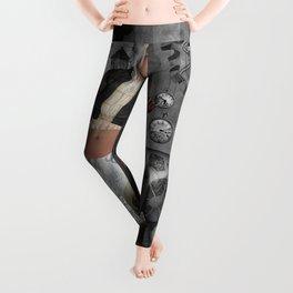 Awesome steampunk centaur Leggings