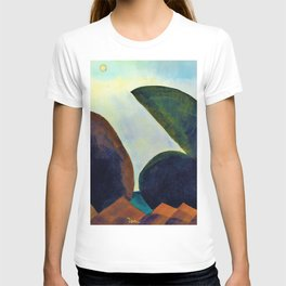 Arthur Garfield Dove - Long Island - Digital Remastered Edition T-shirt