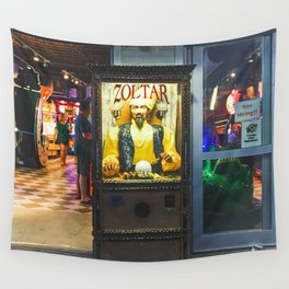 Mighty Zoltar Speaks Wall Tapestry