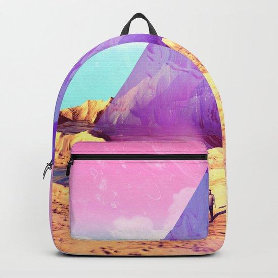 Oblique Plane Backpack