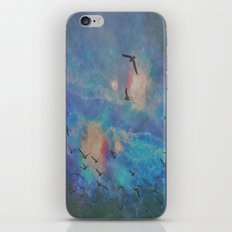 the folks iPhone & iPod Skin