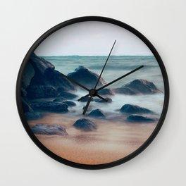 Kauai Ocean Mist Wall Clock