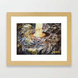Escape Mixed Framed Art Print