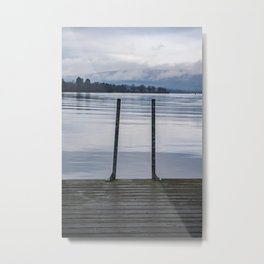 Into the Loch Metal Print
