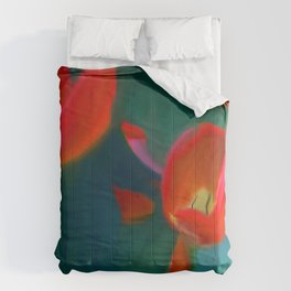 Tulips in May Comforters