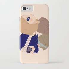 Margot and Richie iPhone 7 Slim Case