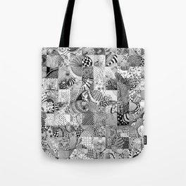 Doodling Together #6 Tote Bag