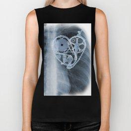 bike lover X-ray Biker Tank