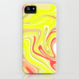Hot Flames iPhone Case