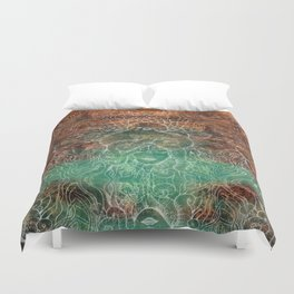 Sea Nymph Duvet Cover