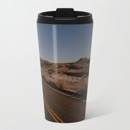 Desert Road Travel Mug