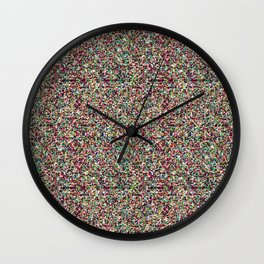 Oats So Simple Wall Clock