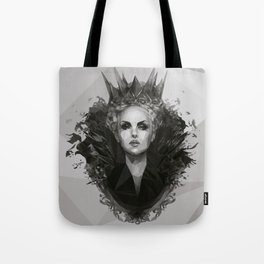 Snow white Witch Tote Bag