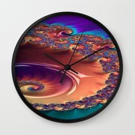 Grittiest Rig 1 Wall Clock