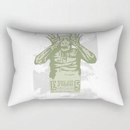 Eyeless Rectangular Pillow