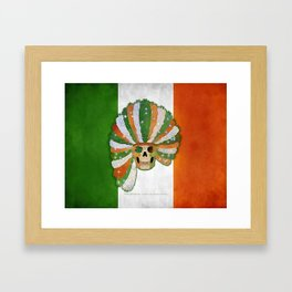 IRISH-AMERICAN 021 Framed Art Print
