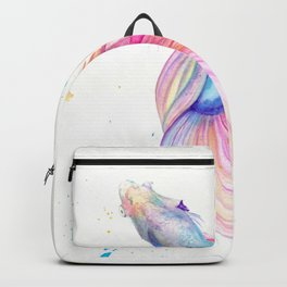 Betta Fish (The Fish dance) Backpack