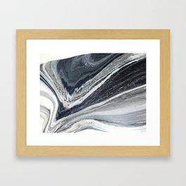 BULGE Framed Art Print