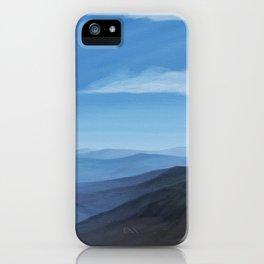 Carolina Blue iPhone Case