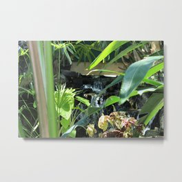 Don't go chasing Waterfalls Metal Print