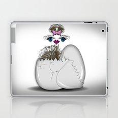 newborn ostrich Laptop & iPad Skin
