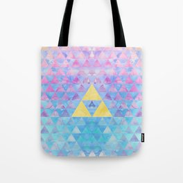 Zelda Geometry Tote Bag