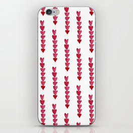 Heart Strings iPhone Skin