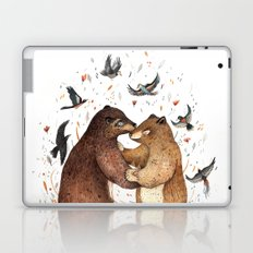 Bear Dance Laptop & iPad Skin