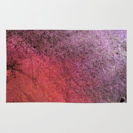 Colorful Scars Rug