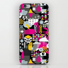 Abstract. iPhone & iPod Skin