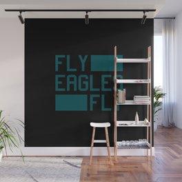 Fly Eagles Fly Philadelphia Wall Mural