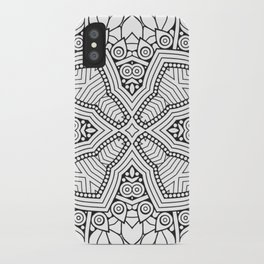 Mindful MAPATIs 553 iPhone Case
