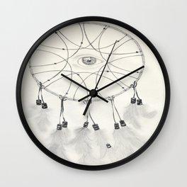 eye catcher Wall Clock