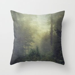 secret domaim Throw Pillow