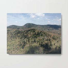 Devil's Courthouse // The Reckoning Metal Print