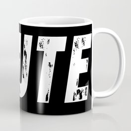 Haute (High) inverse Coffee Mug