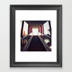 Way To Go Framed Art Print
