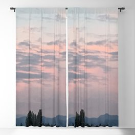 Cotton Candy Sunrise Blackout Curtain