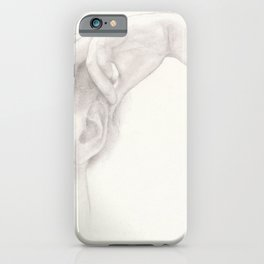 Lawrence Alma-Tadema - Study for Thermaie Antoniniane (1899) iPhone Case